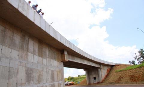 1º viaduto de Nova Odessa tem o tráfego liberado