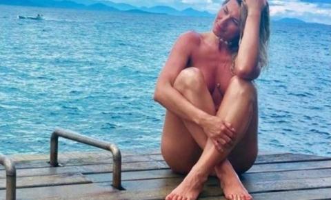 'Se quiser, não visto nada', provoca apresentadora do SBT Lívia Andrade