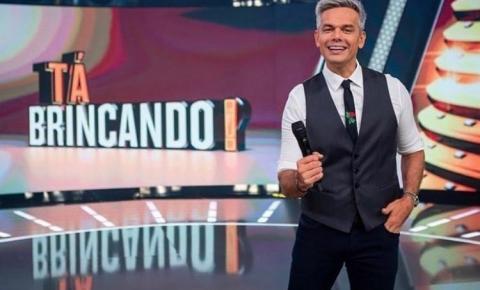 Otaviano Costa estreia hoje na TV Globo programa Tá Brincando