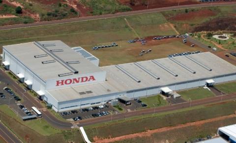 Honda abre vagas de emprego em Sumaré