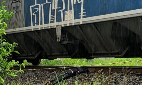 Corpo é encontrado próximo à linha de trem em Sumaré