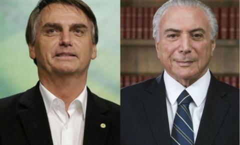 55,4% dizem que governo Bolsonaro está sendo melhor que a gestão Temer