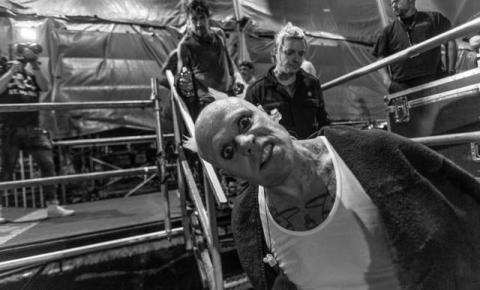 Keith Flint, vocalista da banda The Prodigy, morre aos 49 anos