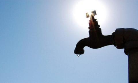 Região do São Vito terá abastecimento de água interrompido