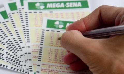 Mega-Sena sorteia nesta quarta prêmio acumulado de R$ 33 milhões