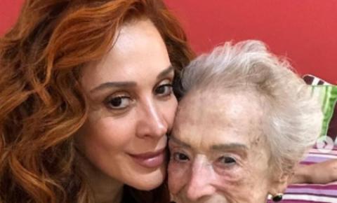 Morre, aos 95 anos, mãe da atriz Claudia Raia