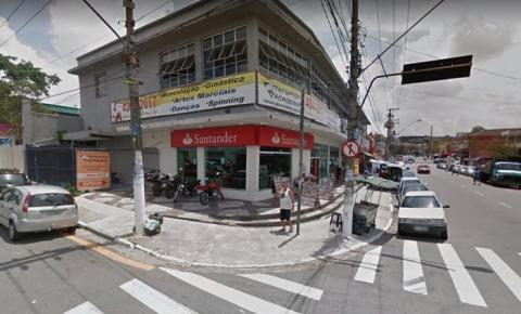 Gerente teve explosivos presos ao corpo durante tentativa de assalto a banco