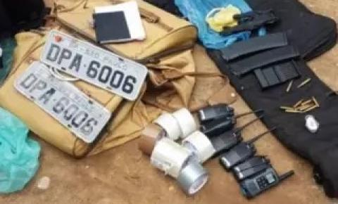 Polícia apreende 50 dinamites e frustra novo ataque a bancos no interior de SP