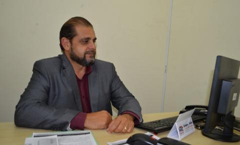 Prefeito Luiz Dalben nomeia novo secretário de Comunicação