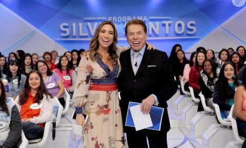 Nome de filho recém-nascido de Patrícia Abravanel é homenagem a Silvio Santos