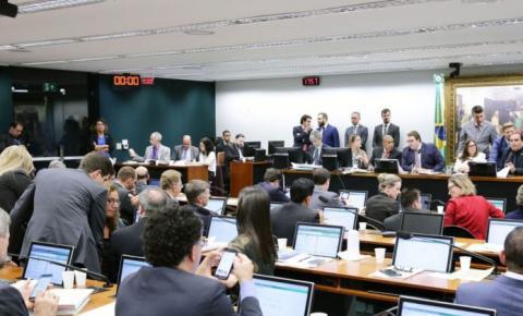 CCJ aprova admissibilidade da reforma da Previdência por 48 votos a 18