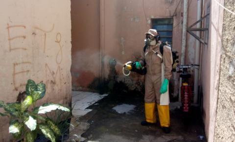 Alunos de Sumaré participam do Projeto Dengue