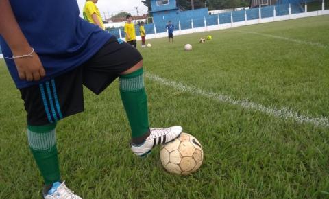 Sumaré está com inscrições abertas para escolinha gratuita de futebol de campo