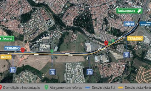 Concessionária bloqueia 3 km da rodovia D. Pedro, em Campinas, nesta quinta-feira (2)