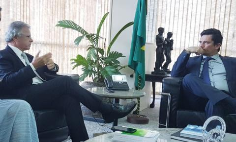 Macris solicita à Sergio Moro Polícia Federal na CPI do BNDES