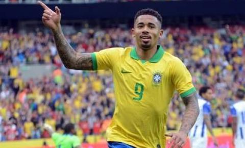 Brasil goleia Honduras por 7 a 0
