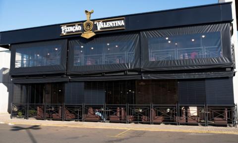 Estação Valentina combina empório, restaurante e choperia no Tivoli Shopping