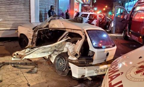 Acidente com ônibus da Ouro Verde deixa 1 morto em Sumaré