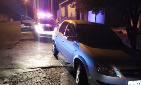 Guarda de S. Bárbara encontra carro roubado em Americana