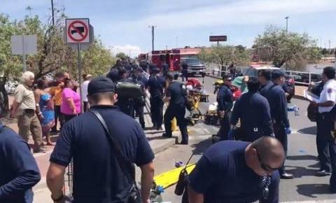 Tiroteio no Texas deixou ao menos 10 feridos gravemente