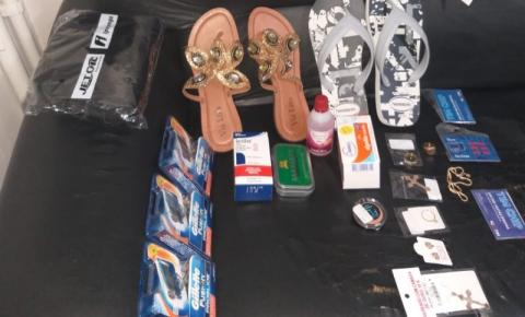 Casal é preso por furtos em farmácias de S.Bárbara e Região