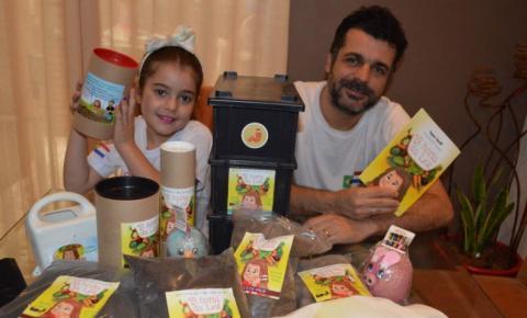 Tivoli tem lançamento de produtos e distribuição de mudas da Horta da Lelê