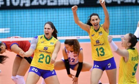 Brasil supera Argentina com facilidade e engata 2ª vitória na Copa do Mundo