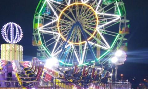 Parque de diversões chega a Santa Bárbara d'Oeste