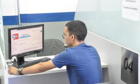 PAT disponibiliza guichê de autoatendimento para cadastramento de currículo on-line