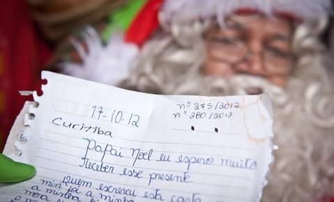 Campanha Papai Noel dos Correios 2019 é lançada