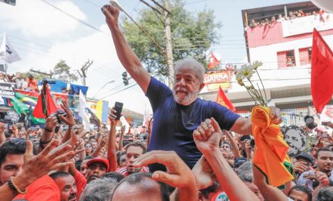 Justiça manda soltar ex-presidente Lula