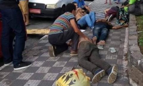 Quatro moradores de rua morrem por suposto envenenamento
