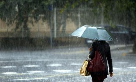 Final de semana tem chuva e frio na região