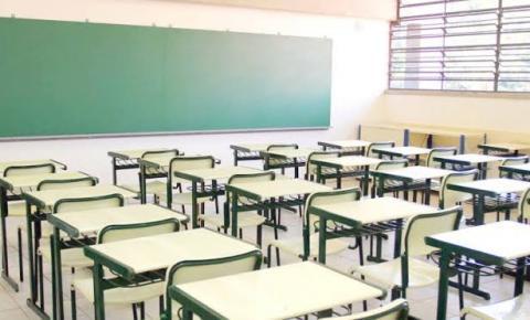 Escolas Estaduais terão 4 períodos de férias em 2020