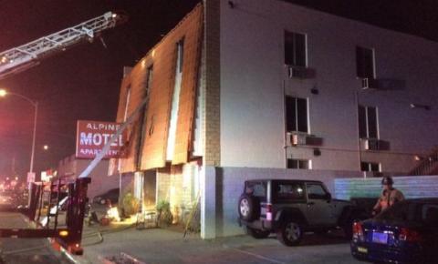 Incêndio em edifício deixa 6 mortos e 13 feridos em Las Vegas