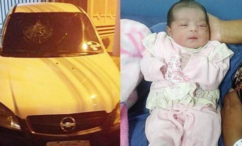 Justiça solta PM que dirigia embriagado e matou bebê