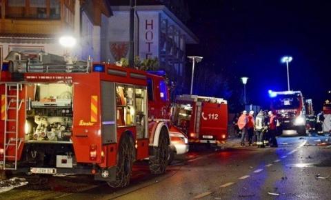 Motorista embriagado mata seis turistas alemães na Itália