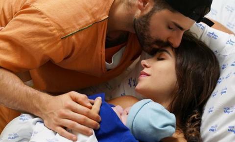 DJ Alok anuncia nascimento de seu 1º filho, Ravi