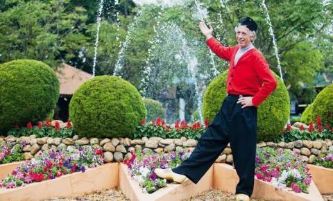 Ícone da Expoflora, Piet Schoenmaker morre aos 75 anos