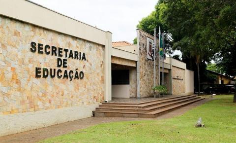 Secretaria de Educação recebe inscrições para o 1º ano do Ensino Fundamental apenas para alunos já matriculados.