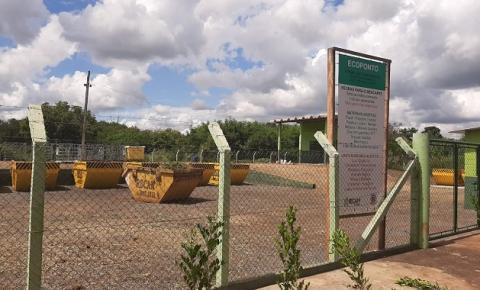 Prefeitura de Nova Odessa inaugura Ecoponto do Residencial Triunfo