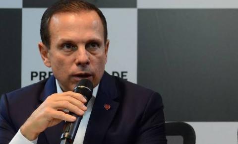 Governo de São Paulo determina fechamento do comércio até 7 de abril