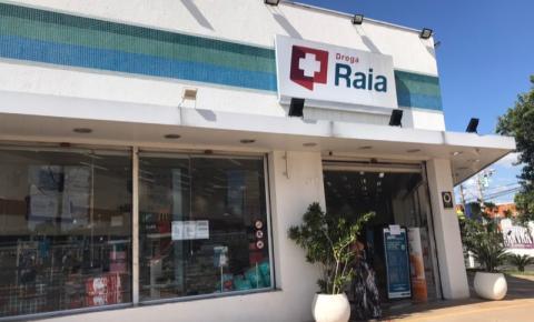 Rede de farmácias limita quantidade de clientes no interior das lojas