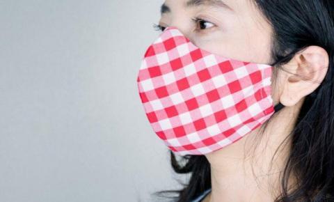 Ministro da Saúde sugere o uso de máscara de pano