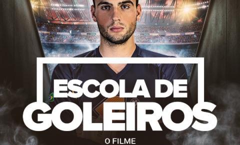Escola de Goleiros – O Filme ganha seu primeiro teaser