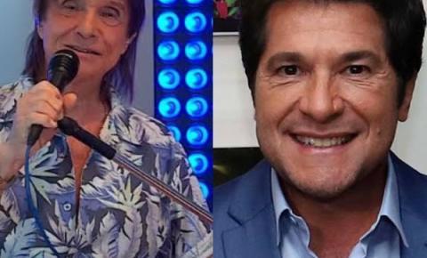 Roberto Carlos e Daniel farão lives no Dia das Mães