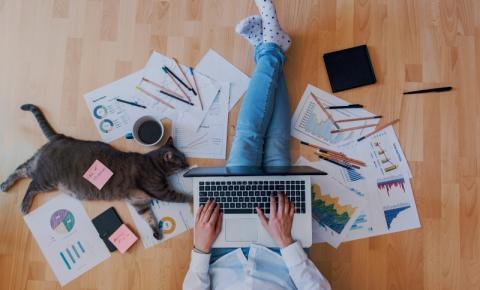 Home Office: descubra os erros mais cometidos por quem trabalha em casa