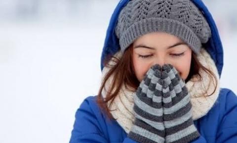 Semana será de frio na região