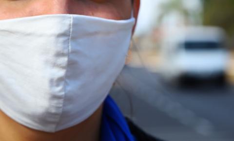 Distribuição de máscaras continua em Santa Bárbara