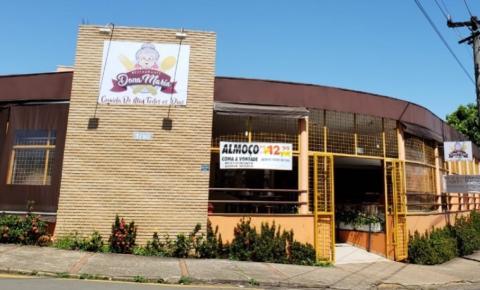 Restaurante Dona Maria realiza Dia D de arrecadação de alimentos